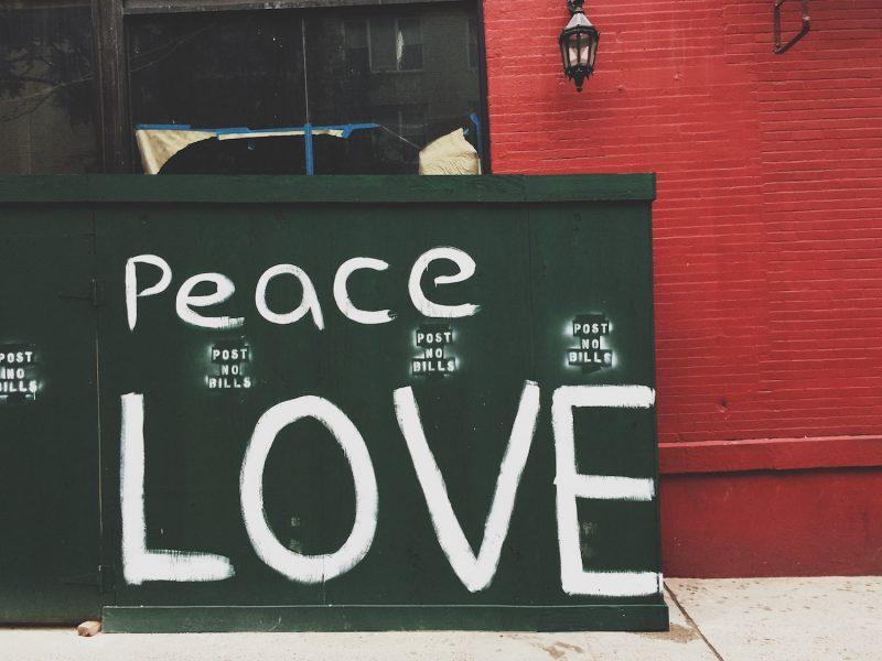 Peace 800x600g
