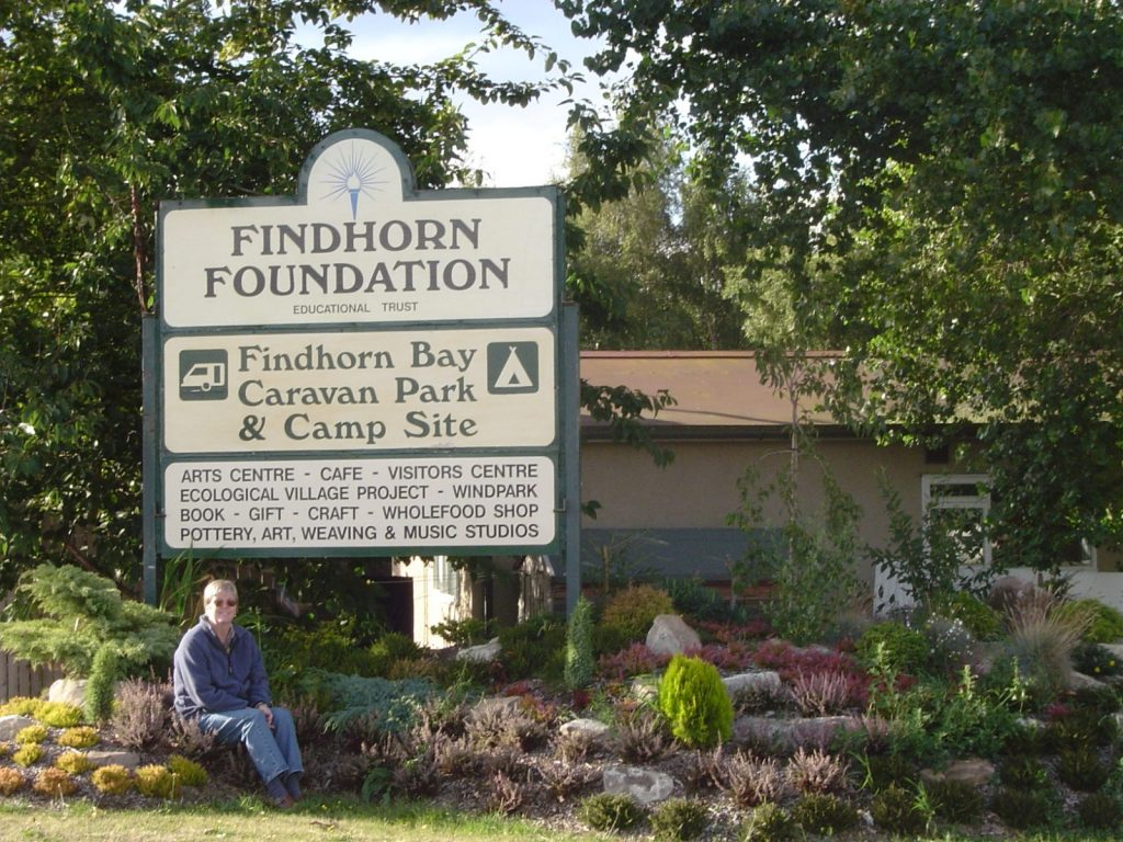 The Findhorn Community