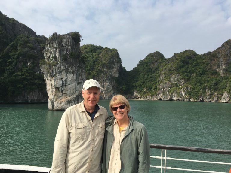 2-night cruise through Halong Bay, Vietnam