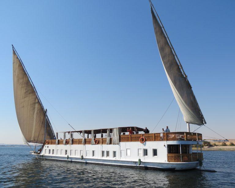 Cruising the Nile In a Dihabiya