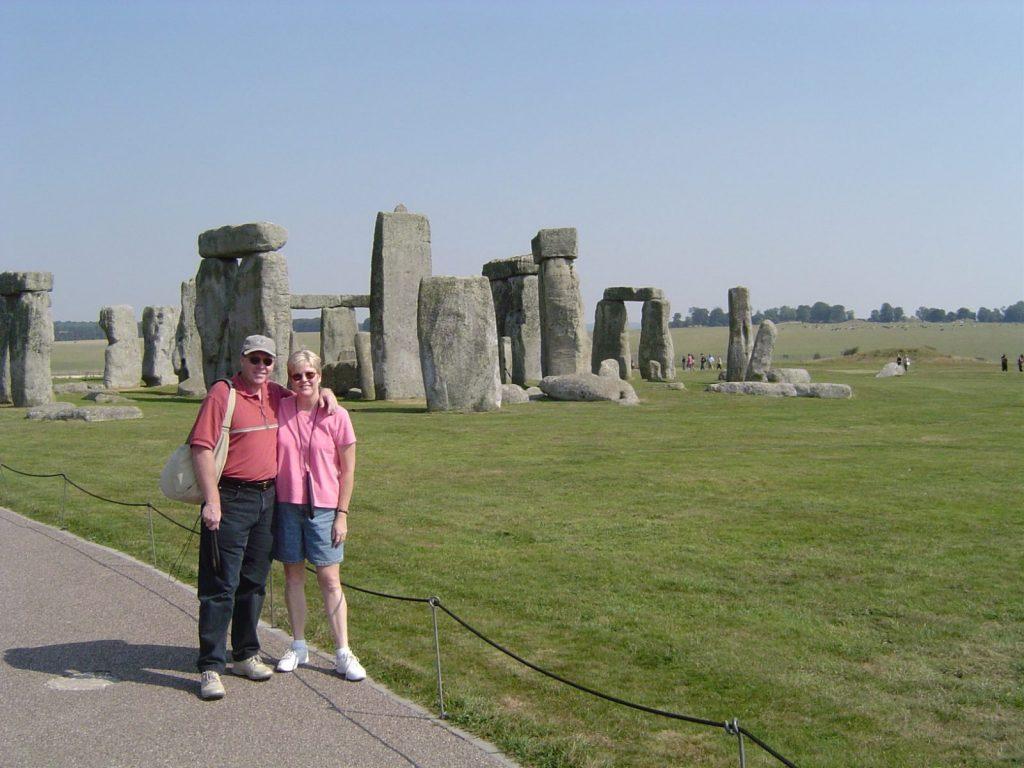Stonehenge of course!