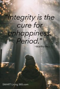 Do You Have To Go Through Hell To Find The Way Of Integrity?